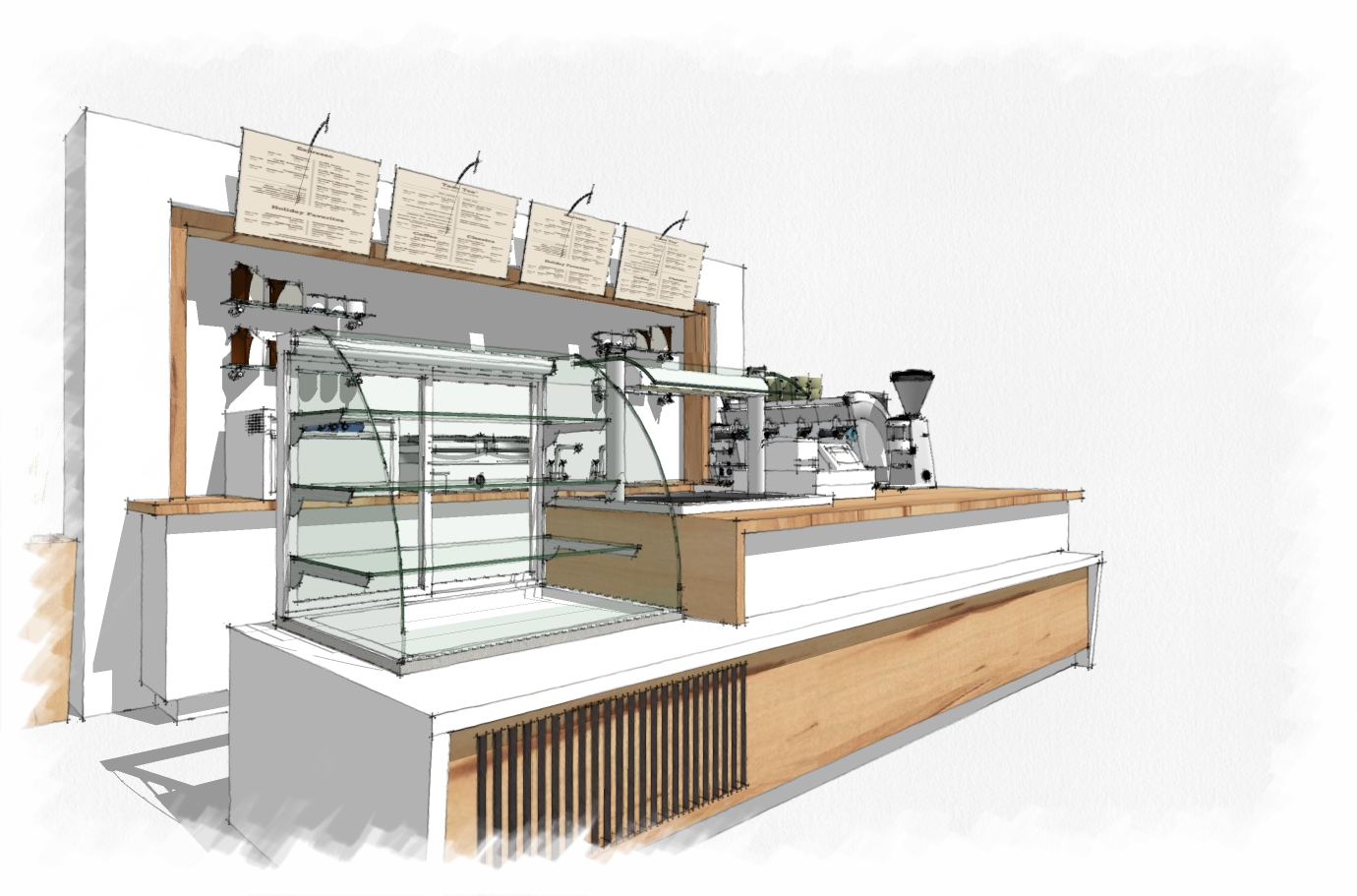 Latest Consultancy Project By Mokaflor And Our Espresso