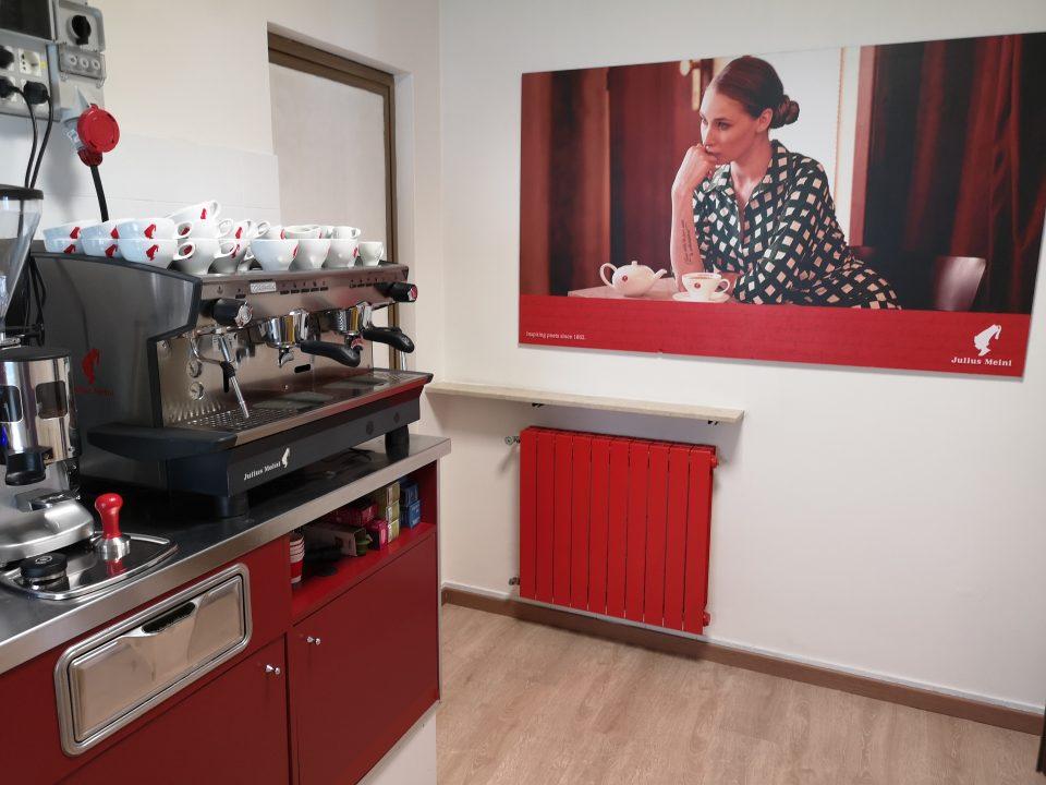La nuova sede di Udine