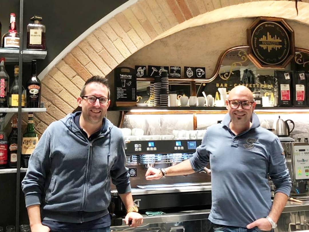 Simone Celli e Marco NenciniSimone Celli e Marco Nencini
