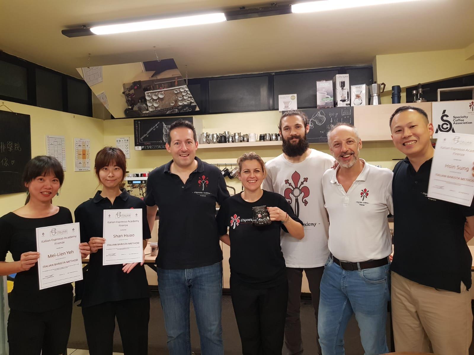 Espresso Academy Taiwan