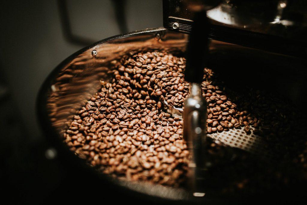 Tostatura del caffè